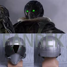 spider man homecoming vulture mask cosplay halloween party helmet