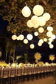 Hanging Light Decorations Decoration Decorative Paper Lantern String Lights For Outdoor