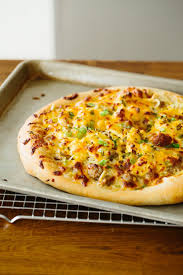 how to make breakfast pizza recipe breakfast pizza pizzas and