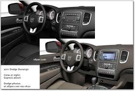 dodge durango stereo the big comfy 2011 2013 dodge durango 7 passenger dodge suv based