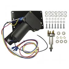 1958 chevy car electric wiper motor conversion kit 2 speed