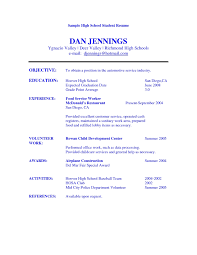 Examples Of A Good Objective For A Resume Sample Resume Profile Odlpco Profile Resume Example