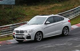 bmw rumors rumors about a bmw x4 m performance model are plainly