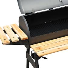 Backyard Bbq Grill by 48 Inch Charcoal Barbecue Grill Patio Smoker