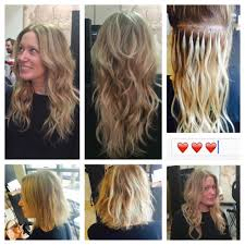 amazing hair extensions amazing hair transformation by karmen and audie hair extensions