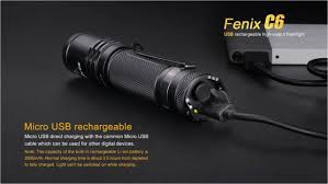 led len fã rs badezimmer fenix c6 led flashlight 800l usb rechargeable led torch india