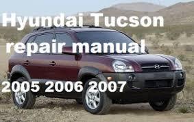 2005 hyundai tucson repair manual hyundai tucson repair manual 2005 2006 2007