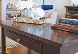 Diy Wooden Coffee Table Belle In The City A North Carolina Diy Lifestyle Blog Diy