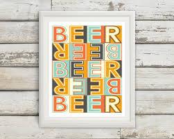 beer beer sign home decor beer signs beer art beer wall decor