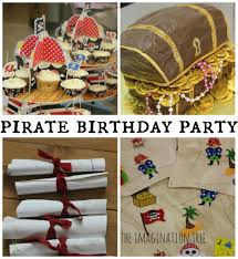 pirate birthday party pirate birthday party the imagination tree