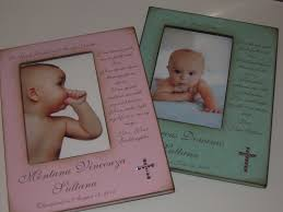 baptism gifts from godmother godparent baptism christening gift personalized frame for