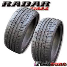 High Tread Used Tires Radar Tires Ebay