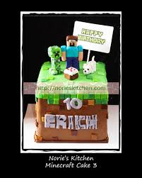 creeper norie u0027s kitchen custom cakes