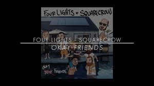 four lights squarecrow