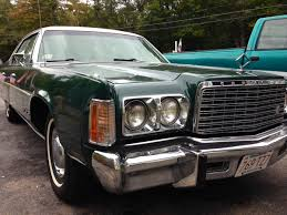 old chrysler grill curbside classic 1975 chrysler newport custom u2013 a new yorker in