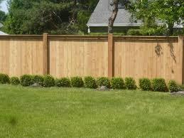 Fence Ideas For Small Backyard Back Yard Privacy Fence Ideas Backyard Loversiq