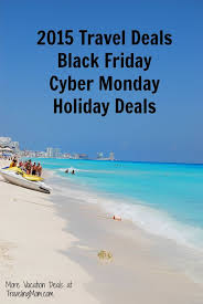 black friday vacation deals all inclusive