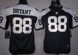 youth dallas cowboys 88 dez bryant blue jersey