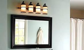walmart bathroom light fixtures lighting russellarch com