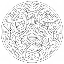 free printable coloring pages website inspiration mandala