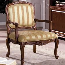 bedroom glamour cheap striped accent chairs royal with great gold