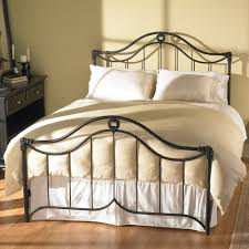 montgomery iron bed by wesley allen humble abode