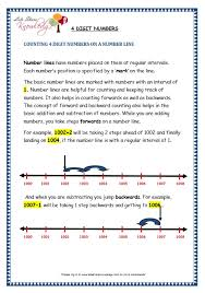 math worksheets for grade 1 number line best 25 ordering numbers