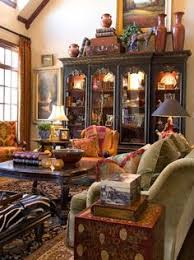 Old World Tuscan Living Room Interior Design For The Living Room - Tuscan family room