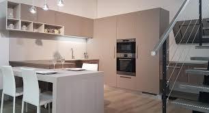 cuisine taupe cuisine exposition taupe et chêne foncé 3980 au lieu de 7960 optimal