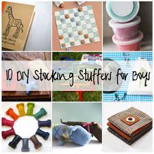 10 diy stocking stuffers for boys gift ideas pinterest