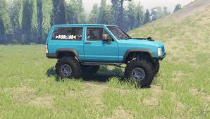 jeep cherokee green 2017 cherokee xj 1990 for spin tires