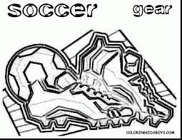 good nike soccer ball coloring pages with soccer coloring pages