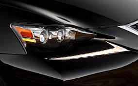 lexus logo lights 2014 lexus is 350 f sport first drive motor trend