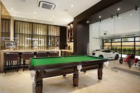 Room Above Garage by Game Room Above Garage Conversion Living Room Contemporary With