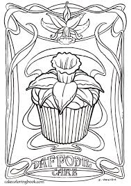 coloring book the fantasy cake color and bake cookbook u2013 the