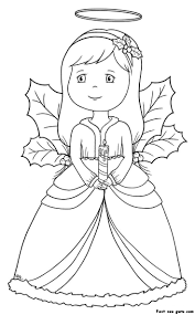 christmas angel coloring pages homepage christmas printable