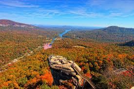 shows fall colors north carolina
