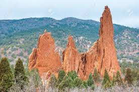 Garden Of The Gods Rock Formations Beautiful Rock Formations At Garden Of The Gods Is A