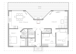 Narrow Home Floor Plans by 100 Floor Plans Small Homes Best 25 Small House Layout