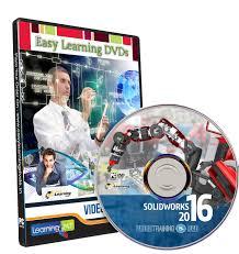 jual tutorial autocad bahasa indonesia solidworks 2016 video training tutorial dvd