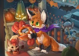 halloween fox 749558 silverfox5213