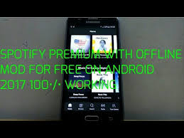 spotify premium apk zippy how to get spotify premium w offline mod on android 2017