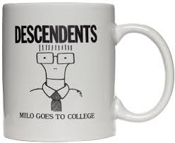 Coffee Mugs For Guys Descendents Bonus Cup Coffee Mug Sourpuss Clothing