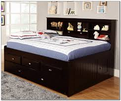 Beds With Drawers Bedroom Aluring Full Size Trundle Beds Is The Best Choice As