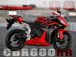 2008 Honda Cbr600rr Comparison Motorcycle Usa