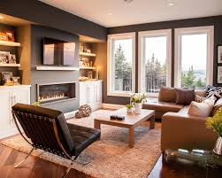 Prepossessing Modern Family Room Furniture Remodelling New At - Decor ideas for family room