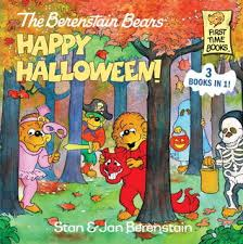 Berenstien Bears The Berenstain Bears Happy Halloween By Stan Berenstain