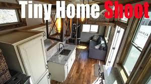 g returns alpine tiny home shoot rv life in utah s5e11 youtube