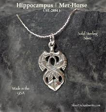 horse necklace pendant images Sterling silver celtic hippocamp pendants fantasy horse jewelry jpg