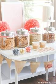 Ideas For Bridal Shower by Pretty In Pink